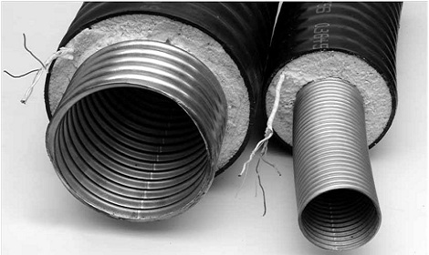 Трубы Касафлекс для отопления