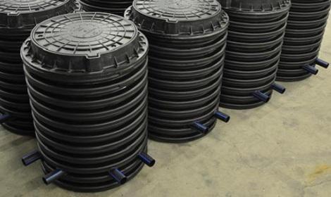 Кабельные колодцы пластиковые купить пеноплекс по плитам перекрытия