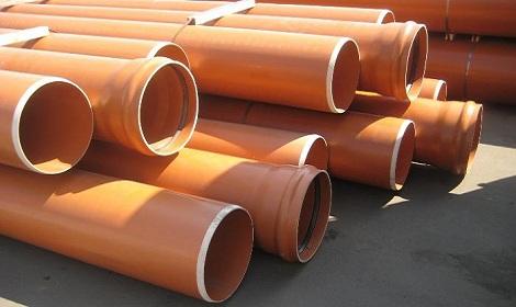Трубы канализационные наружные пластиковые