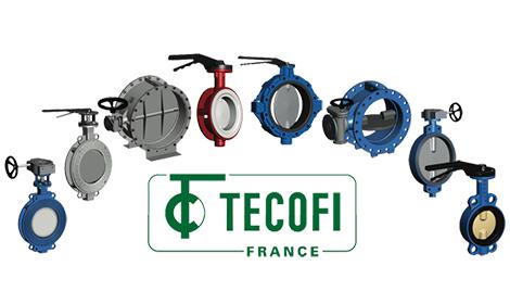 Затворы Tecofi